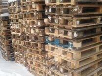 Поддоны деревянные паллеты