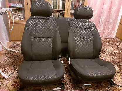 Комплект сидений, ваз,LADA Kalina 1, Лада Калина 1