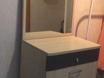 Тумба для обуви с зеркалом — Мебель и интерьер в Самаре