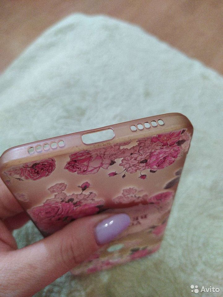 Бампер на Xiaomi Redmi Note 4