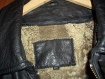 Зимняя натуральная куртка