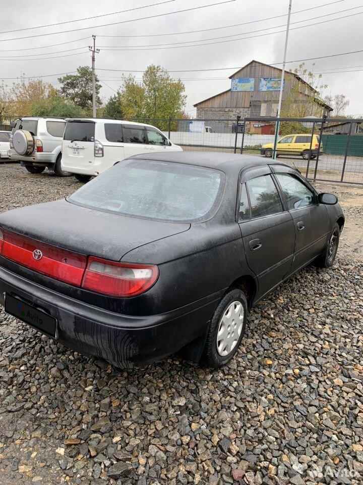 Toyota Carina, 1993  89145555191 купить 4