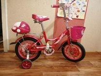 Велосипед для девочки с 4 до 6 лет