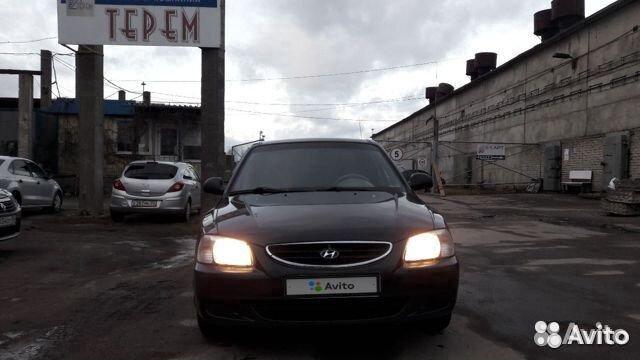 Hyundai Accent, 2007  89211966271 купить 2