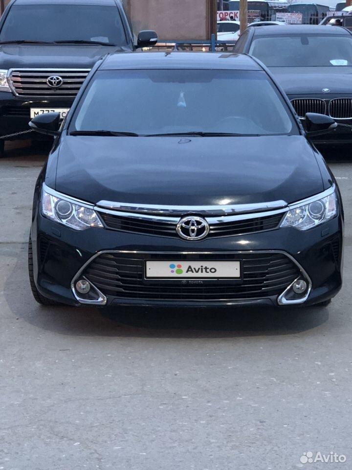 Toyota Camry, 2014  89285455553 купить 2