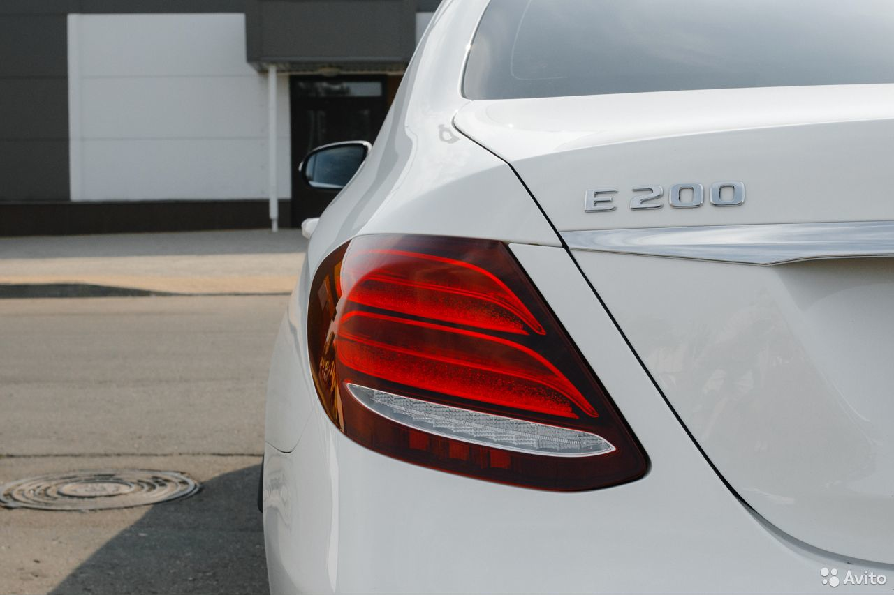Mercedes-Benz E-класс, 2019  89343410556 купить 9