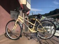 Велосипед stels с корзиной и багажником новый