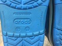 Светящиеся Crocs C11