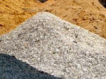 Песок Щебень Керамзит Отсев и т.д. в Колпино и окр