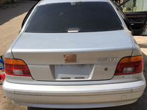 Задний бампер для Бмв е39,BMW E39