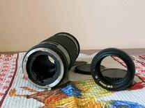 Длиннофокусный фикс Tamron 200 mm f/3.5 Adaptall-2