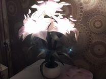 Настольная лампа Из изолона