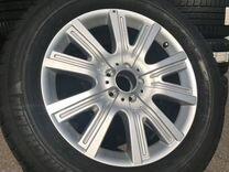 Новые колеса GLS GLE GL ML Mercedes X166 W166 AMG