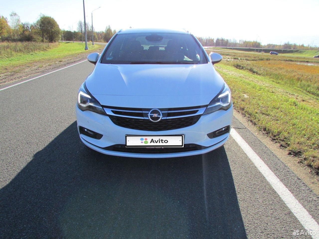 Opel Astra, 2017  89611352604 купить 8