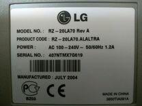"ЖК телевизор LG 20""(51 см)"