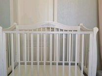 Кровать Детская с универсальным маятником