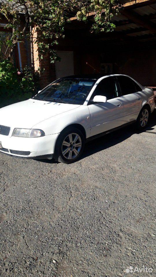 Audi A4, 1998  89187019700 купить 2