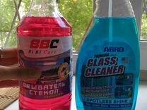 В автомобиль омыватель стёкол и очиститель стёкол