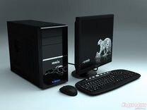 Для офиса Intel Нaswell / 4Гб /intel HD с 19 ЖК