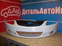 Бампер передний Opel Corsa 2006-2011