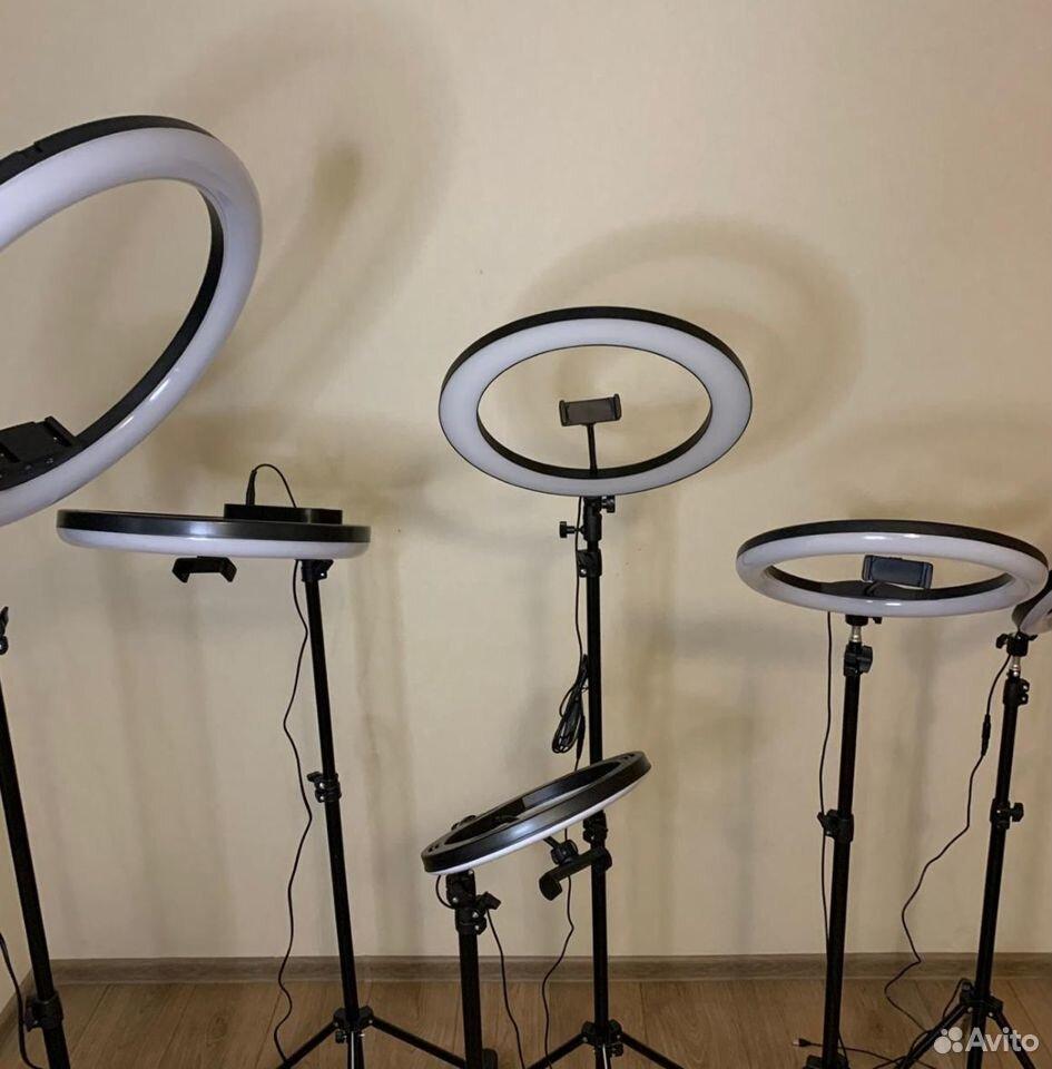 Кольцевая лампа  89297522666 купить 2