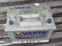 Аккумулятор Varta Silver Dynamic 60Ач