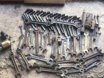 80 кг советских ключей
