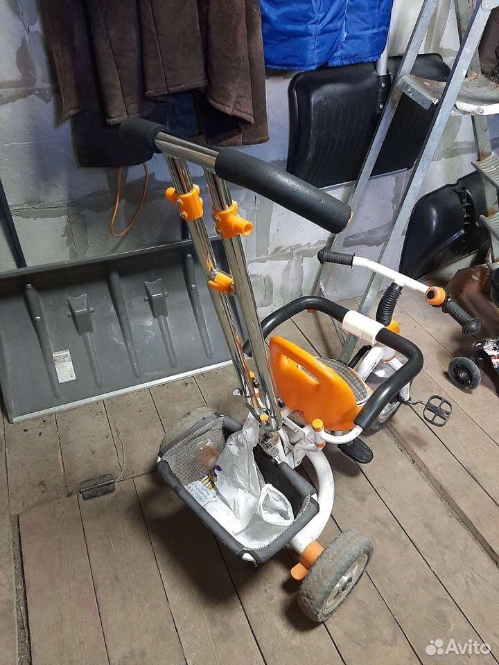 Велосипед трехколесный  89002010049 купить 3
