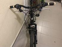 Горный велосипед stark б/у