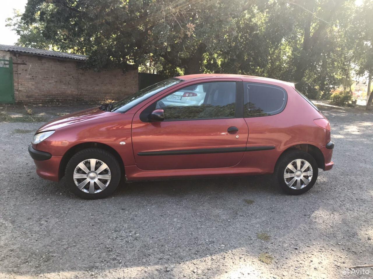 Peugeot 206, 2006  89185307647 купить 1