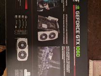 Asus geforce GTX1060 6GB
