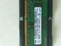 Оперативная память sodimm PC3 2Gb