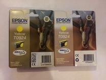 Картриджи Epson, HP
