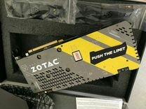 Zotac GeForce GTX 1070 Ti AmP Extreme Gaming 8GB
