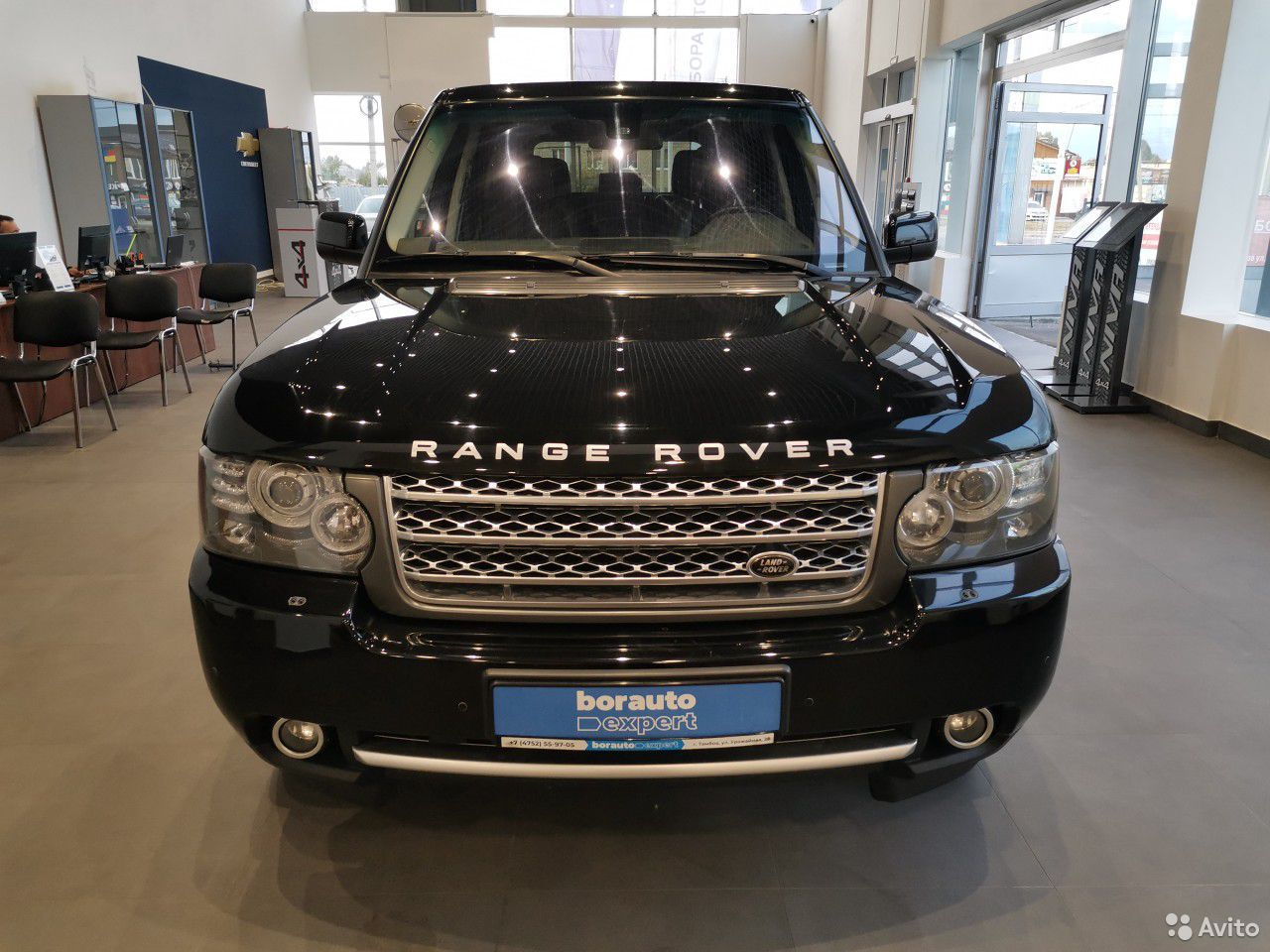 Land Rover Range Rover, 2010  89192428119 купить 6