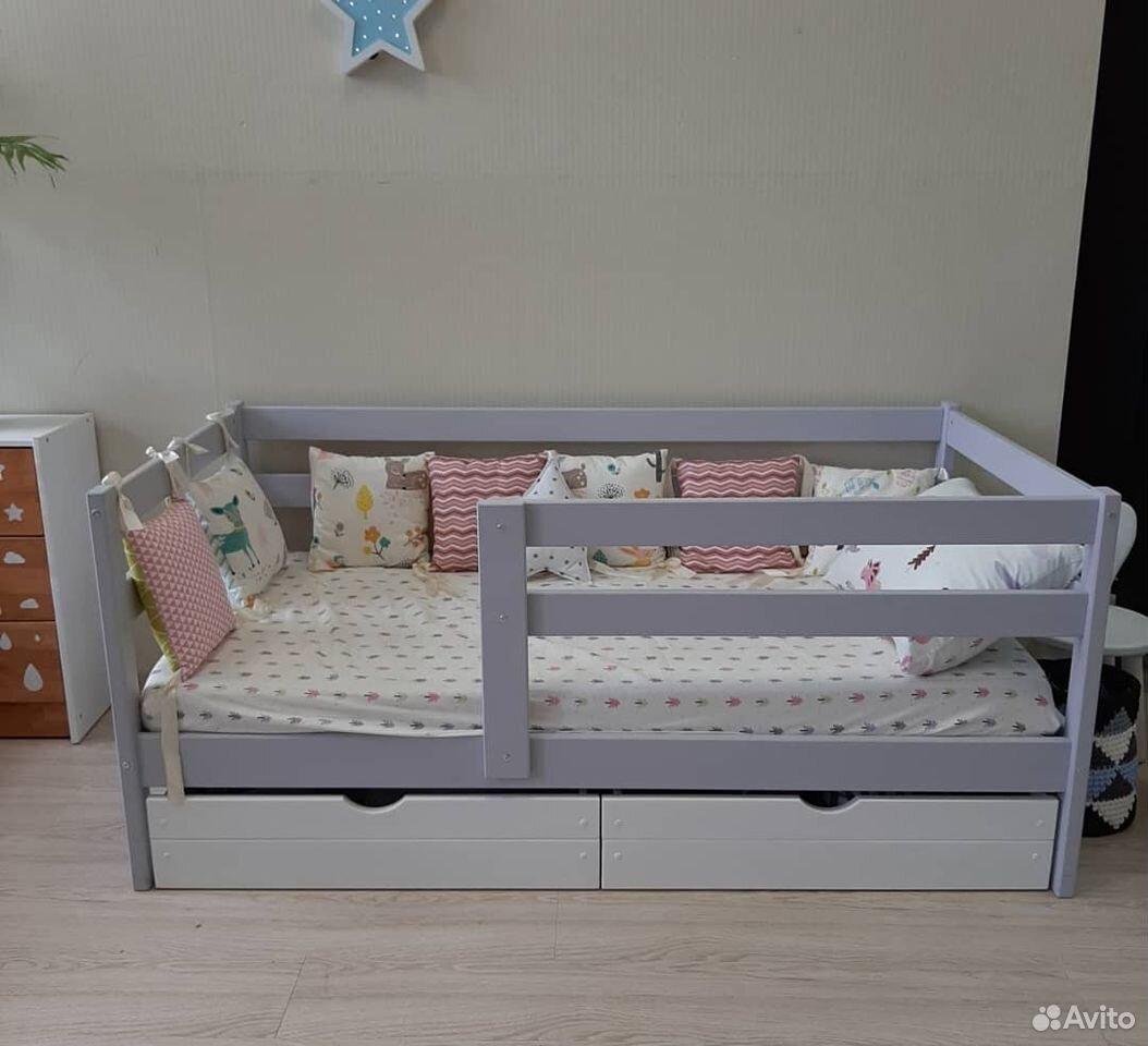 Кровать подростковая новая  89302243955 купить 2