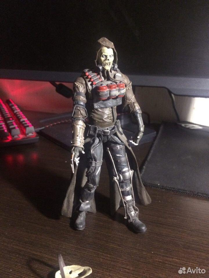 Фигурка Batman Arkham Knight Scarecrow  89536239291 купить 2