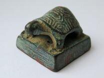 Печать Черепаха. Старый Китай