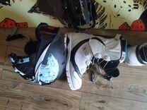 Комплект оборудования для сноуборда