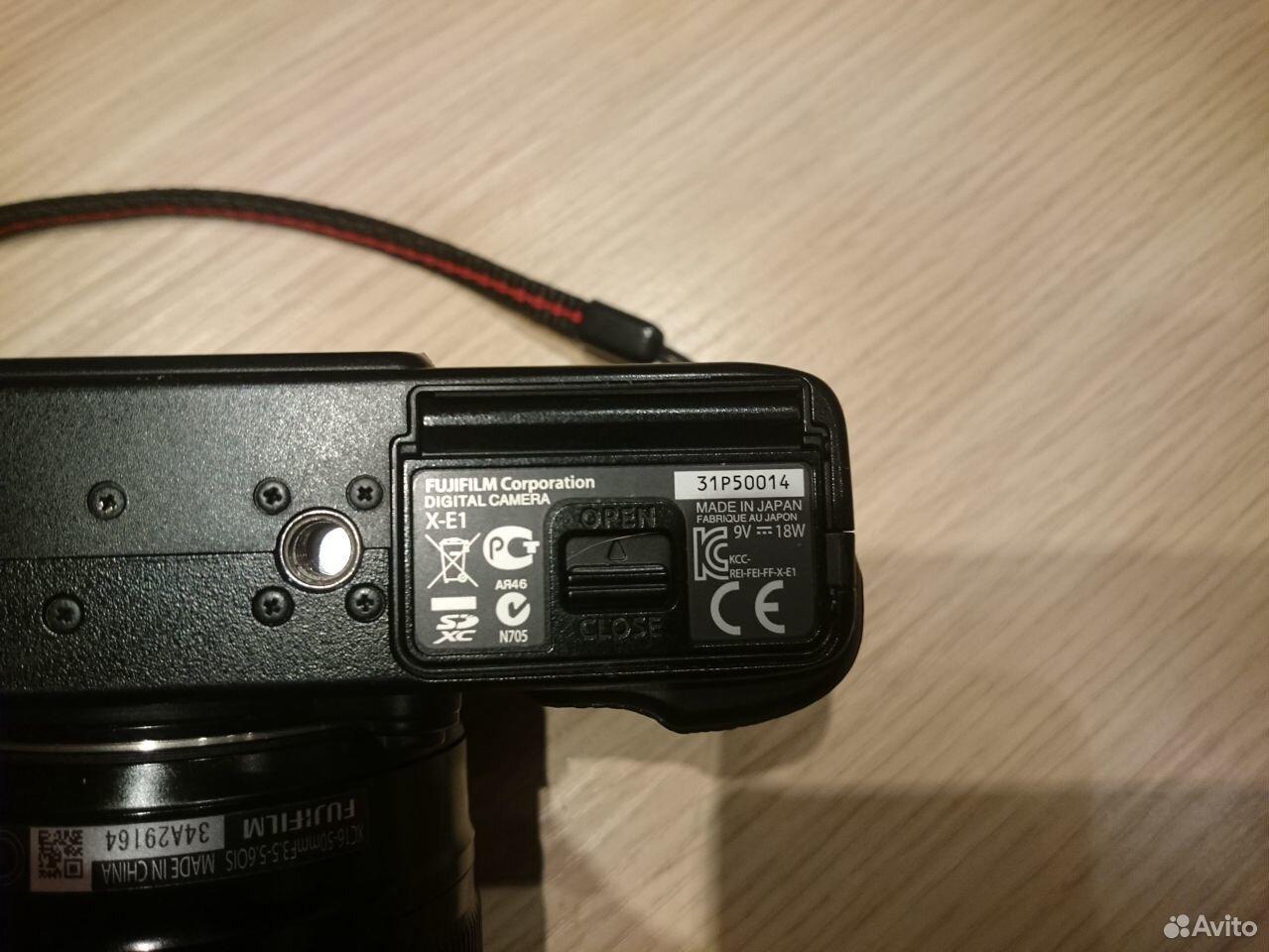 Fujifilm x-e1  89605808448 купить 5