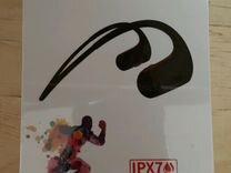Ipudis Спорт Bluetooth гарнитура IPX7