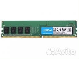 Оперативная память 4GB crucial DDR4