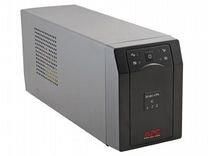 Ибп APC Smart 620VA (SC620I)
