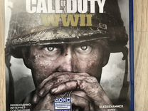 Call of Duty WW2 для PS4