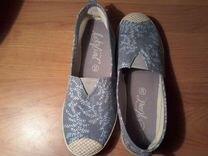 Летняя обувь новая 38-38,5