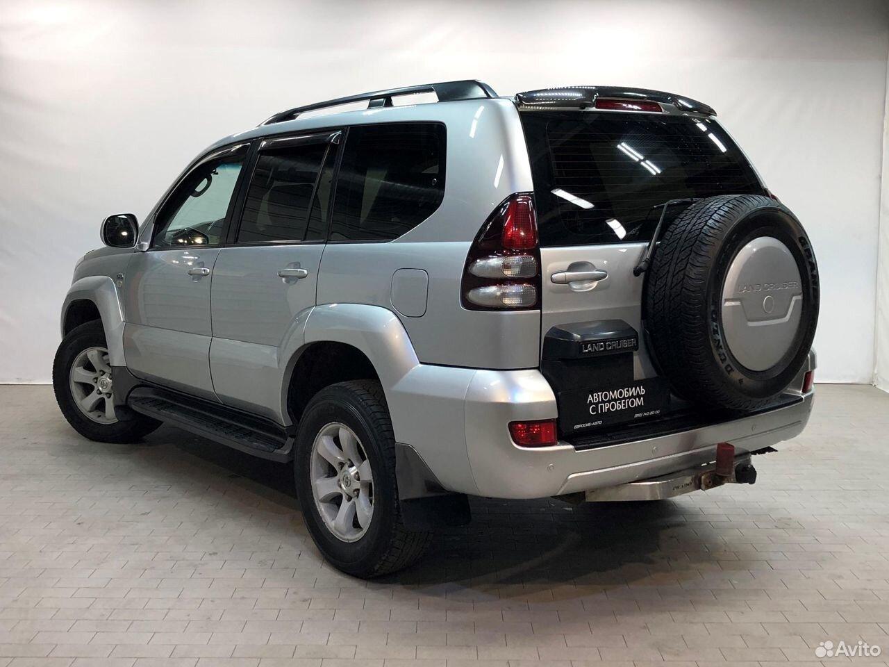 Toyota Land Cruiser Prado, 2003  88129217606 купить 5