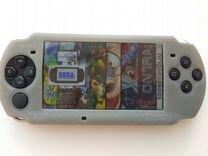 Sony PSP-3008 / 64 GB / прошита / куча игр + диски