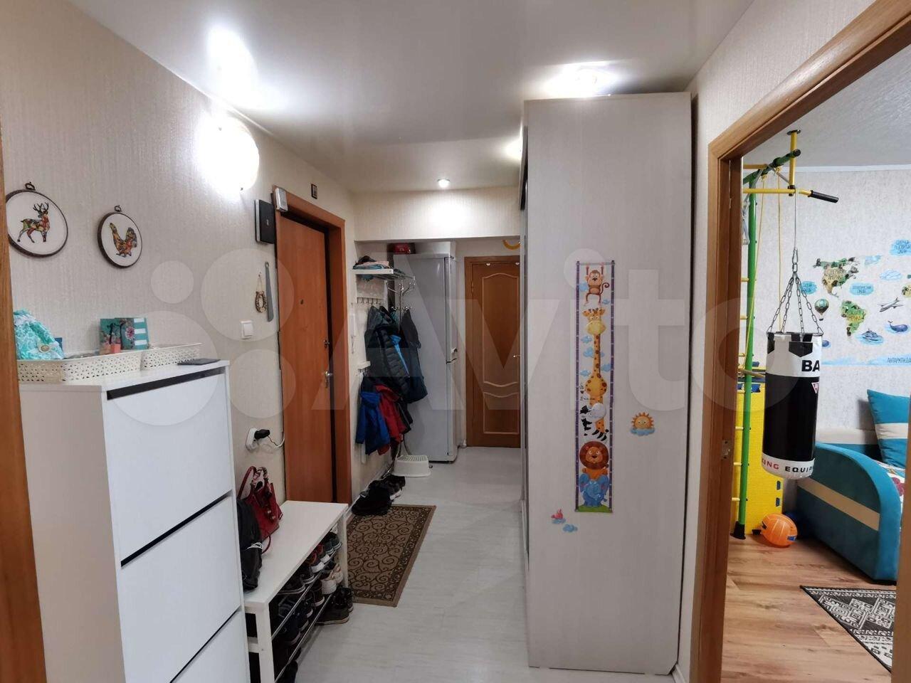 2-к квартира, 51.1 м², 7/9 эт.  89630210533 купить 5
