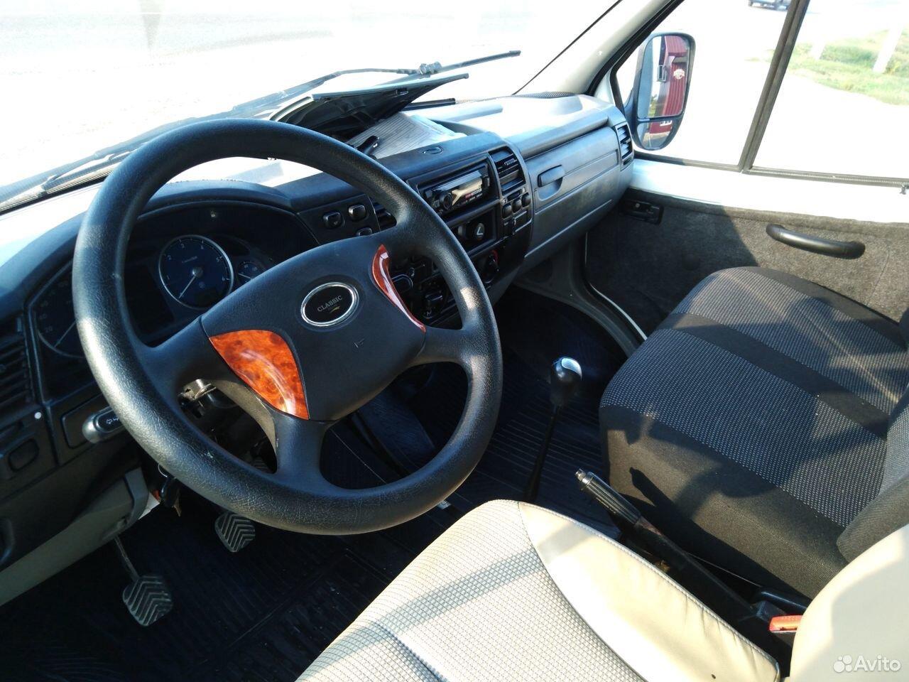 GAZ GAZelle 3302, 2006  89384162600 buy 7