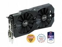 Asus AMD Radeon RX 470 ROG Strix gaming 4 Гб 256b